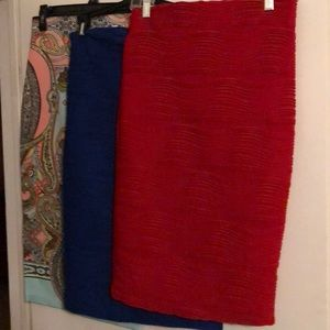 Three gorgeous skirt 👗👗👗for the price of ☝️